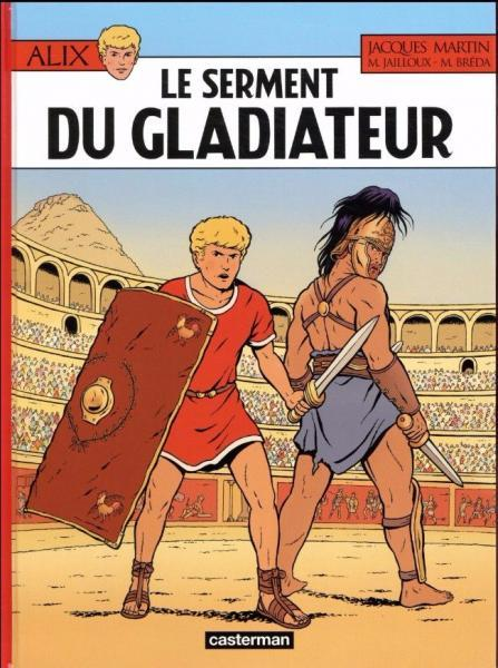 Alex 36 Le serment du gladiateur