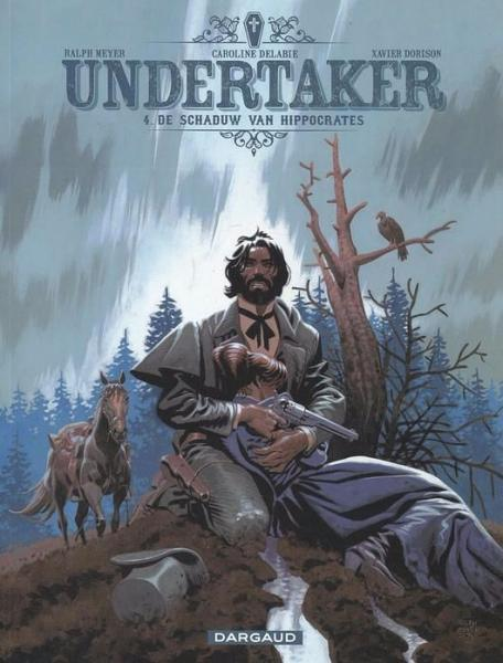 Undertaker 4 De schaduw van Hippocrates