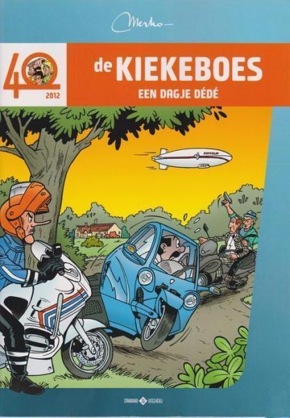 De Kiekeboes 133 Een dagje Dédé