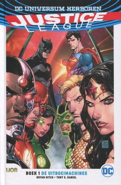 Justice League - Rebirth (Lion) 1