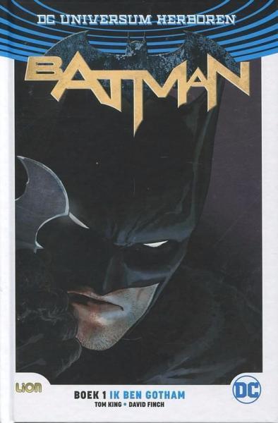 Batman - DC Universum Herboren 1
