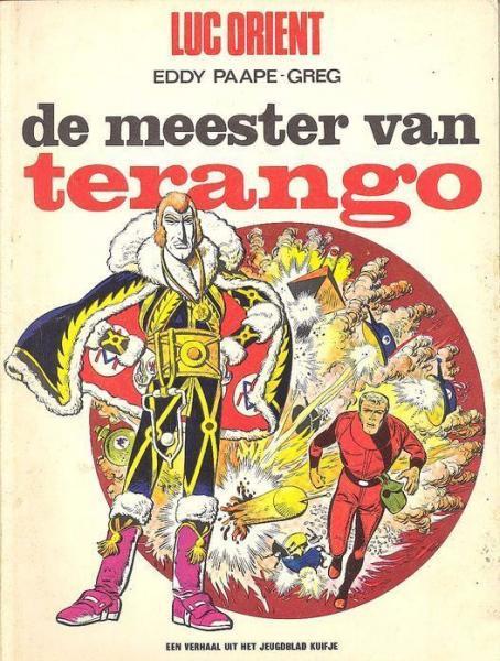 Luc Orient 3 De meester van Terango