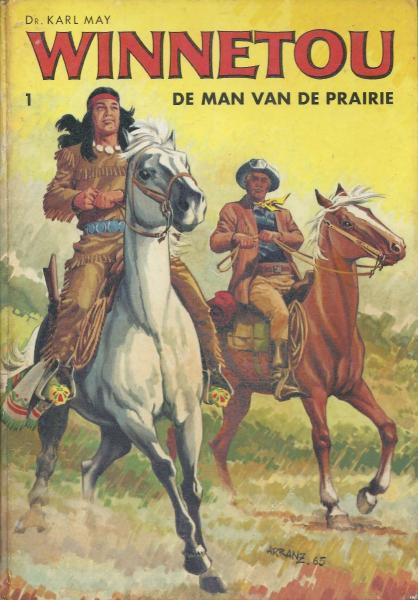 Winnetou (De Spaarnestad) 1 De man van de prairie