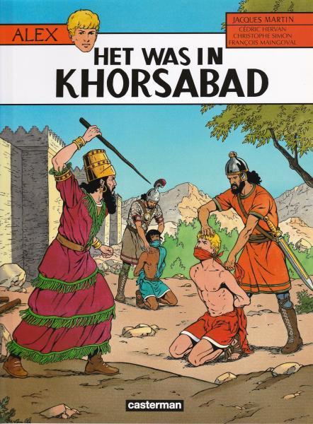 Alex 25 Het was in Khorsabad