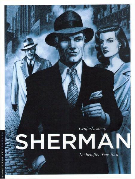Sherman 1 De belofte. New York