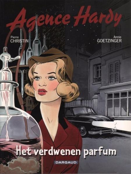Agence Hardy 1 Het verdwenen parfum