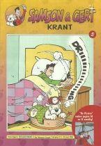 Samson & Gert krant - 1996 5 Nummer 5