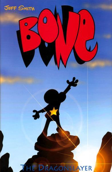 Bone (Cartoon Books/Image) INT 4 The Dragonslayer