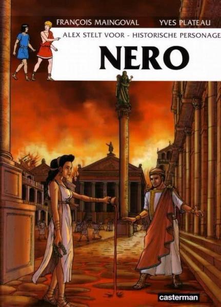 Historische personages in beeld 3 Nero