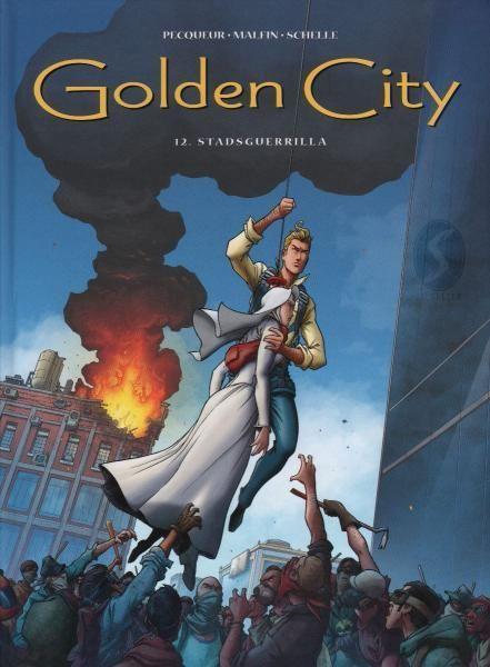 Golden City 12