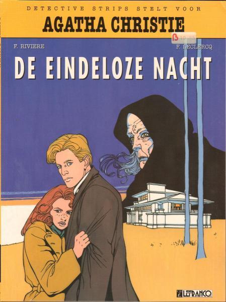 Agatha Christie (Lefrancq) 5 De eindeloze nacht
