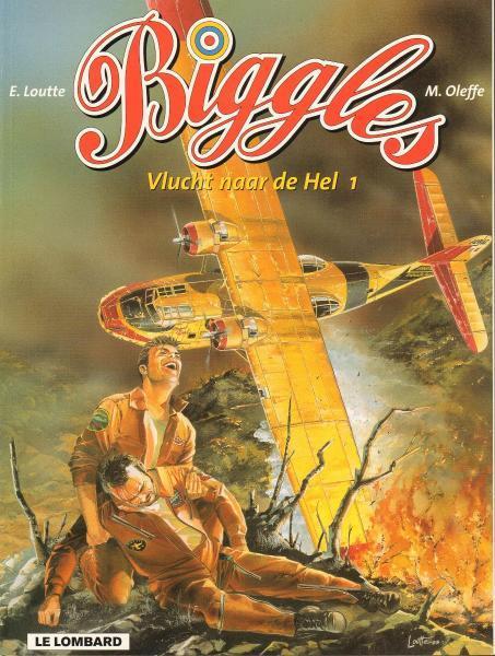 Biggles L12 Vlucht naar de hel - 1
