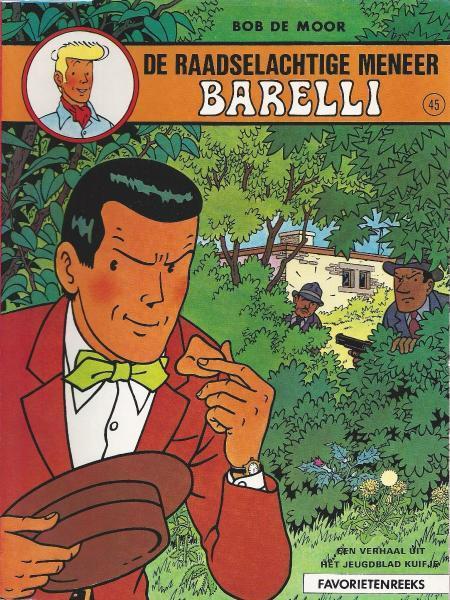 Barelli 1 De raadselachtige meneer Barelli