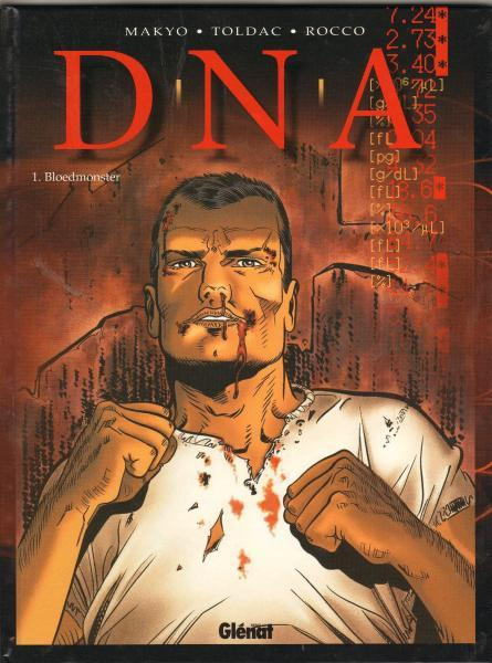 D.N.A. 1 Bloedmonster
