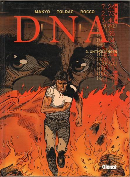 D.N.A. 3 Onthullingen