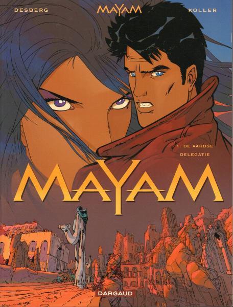 Mayam 1 De aardse delegatie