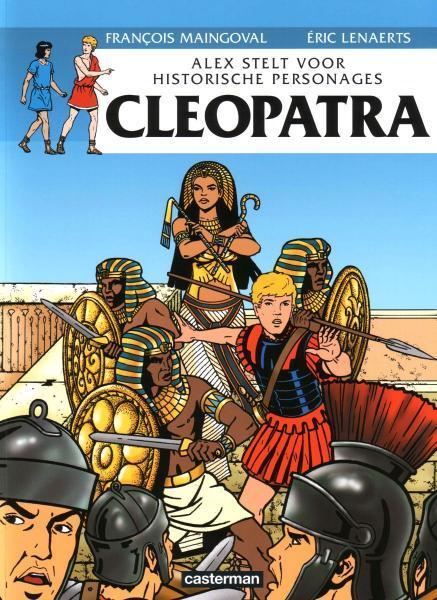 Historische personages in beeld 2 Cleopatra