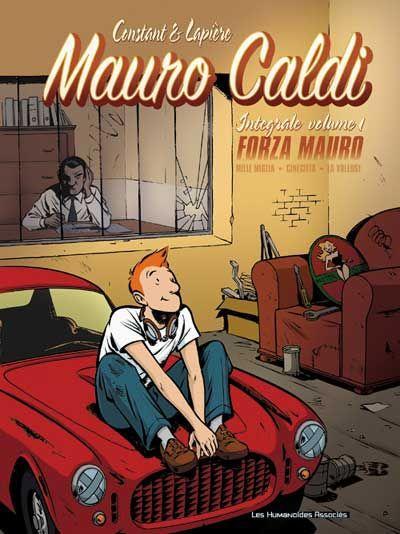 Mauro Caldi INT 1 Intégrale volume 1