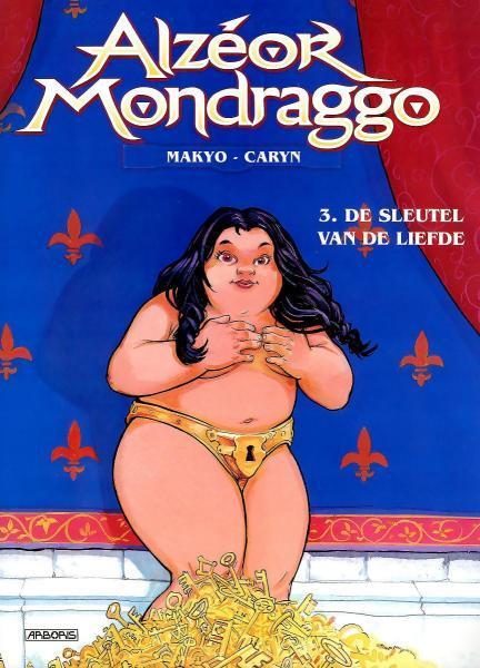 Alzéor Mondraggo 3 De sleutel van de liefde