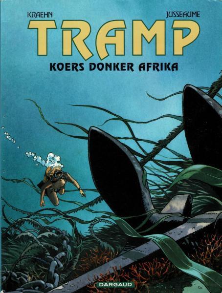 Tramp 5 Koers donker Afrika