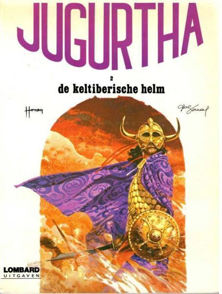 Jugurtha 2 De Keltiberische helm