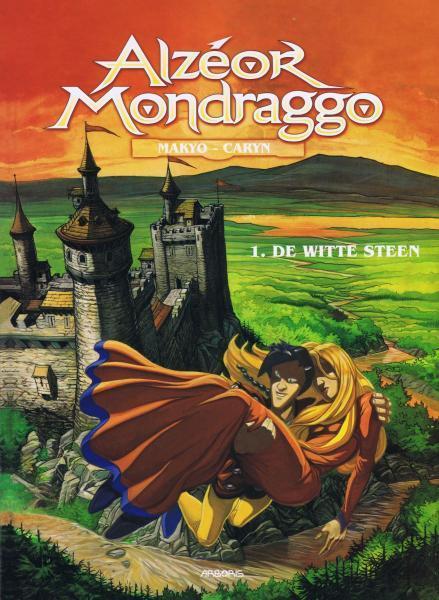 Alzéor Mondraggo 1 De witte steen
