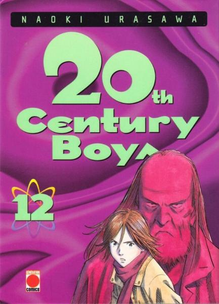 20th Century Boys 12 Tome 12