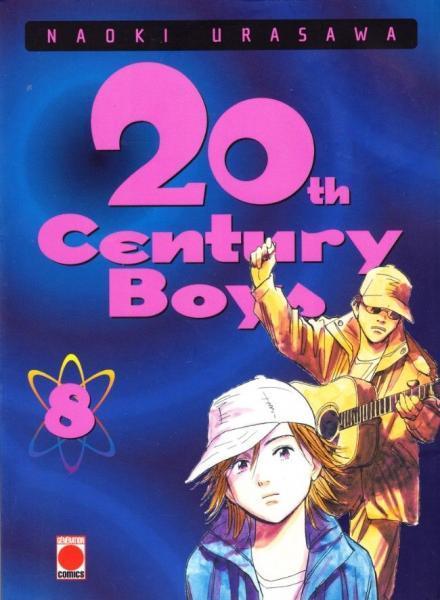 20th Century Boys 8 Tome 8