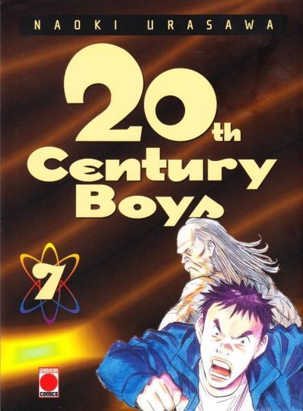 20th Century Boys 7 Tome 7