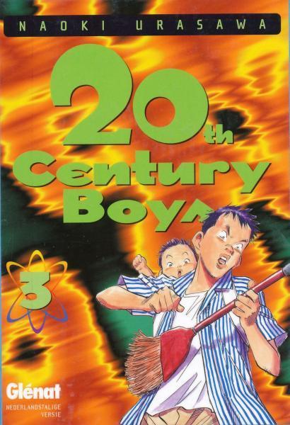 20th Century Boys 3 Deel 3