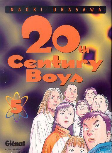 20th Century Boys 5 Deel 5