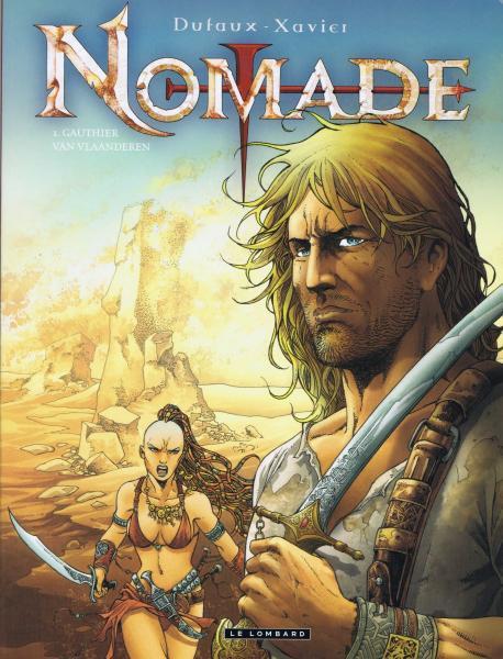 Nomade 1 Gauthier van Vlaanderen