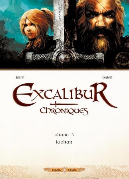 Excalibur - Kronieken 3 Luchar