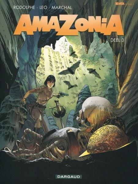 Amazonia (Marchal) 3 Deel 3