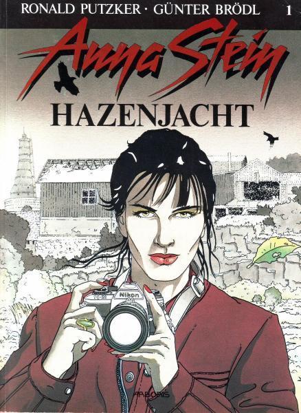 Anna Stein 1 Hazenjacht