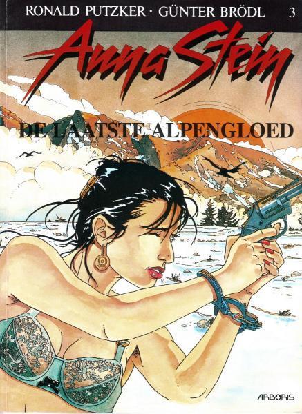Anna Stein 3 De laatste Alpengloed