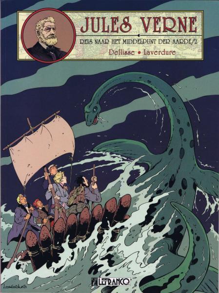 Jules Verne (Lefrancq) 2 Reis naar het middelpunt der aarde - Deel 2