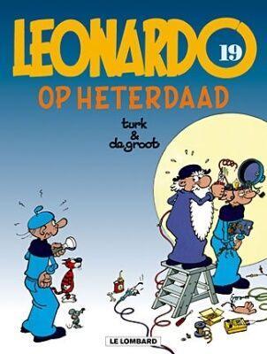 Leonardo 19 Op heterdaad