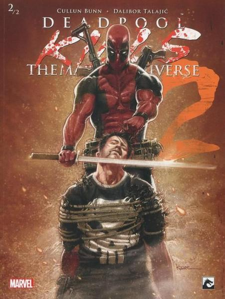 Deadpool Kills the Marvel Universe (Dark Dragon Books) 2 Deel 2