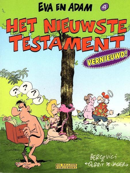 Eva en Adam 4 Het nieuwste testament