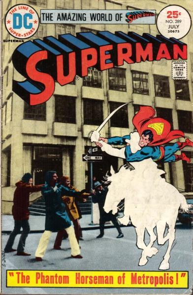 Superman 289 Issue #289