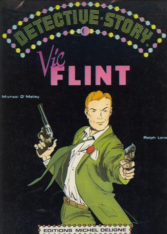 Detective Story: Vic Flint 1 Detective Story: Vic Flint