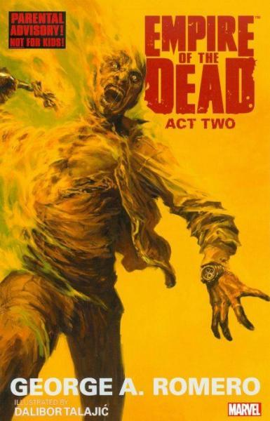 George Romero's Empire of the Dead: Act Two INT 1 Empire of the Dead: Act Two