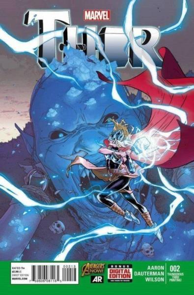 Thor C2 The Goddess of Thunder