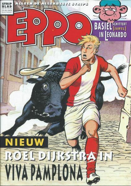 Eppo - Stripblad 2018 (Jaargang 10) 4 Nummer 4