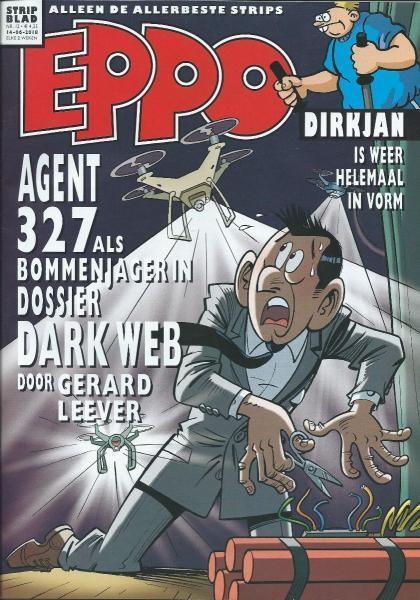 Eppo - Stripblad 2018 (Jaargang 10) 12 Nummer 12
