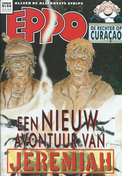 Eppo - Stripblad 2018 (Jaargang 10) 15 Nummer 15