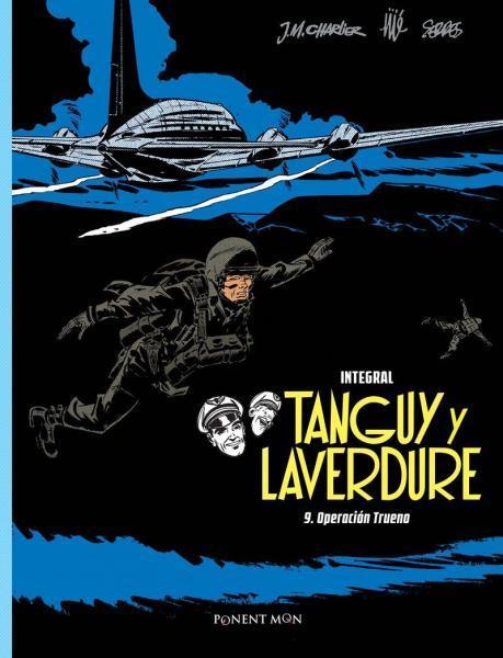 De complete Tanguy en Laverdure 9 Operación trueno