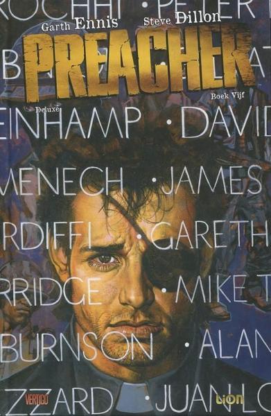 Preacher (Lion) 5 Boek 5