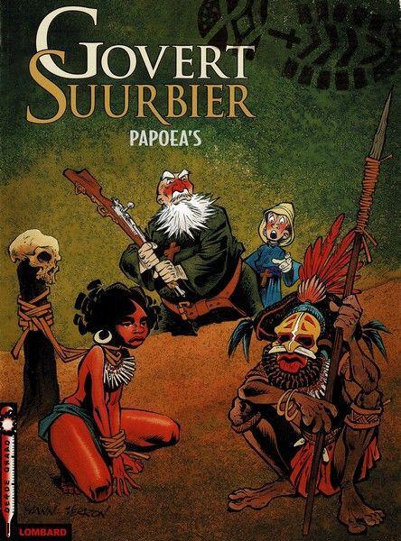 Govert Suurbier 1 Papoea's